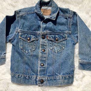 80's Kids Levi's Vintage Jacket
